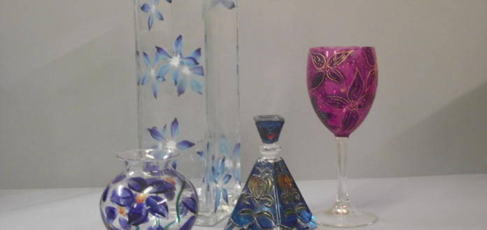 GLASS PAINTING PRODUCTS