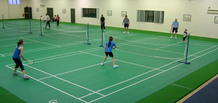 Short tennis on upto 12 courts