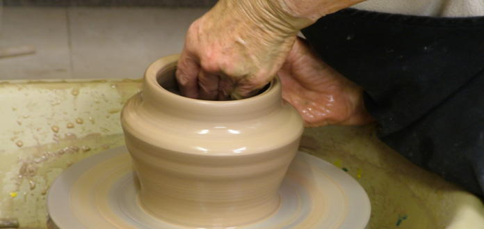Pottery - Wheelwork